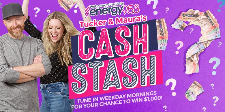 Tucker & Maura's Cash Stash