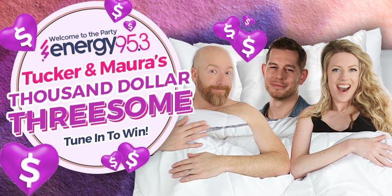 Tucker & Maura's Thousand Dollar Threesome!