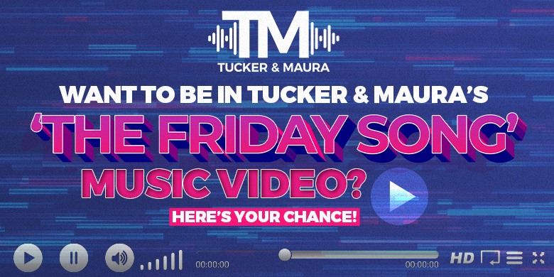 'The Friday Song' Music Video!
