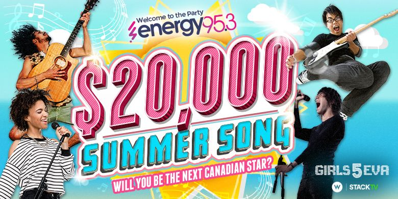 Energy 95.3 $20,0000 Summer Song